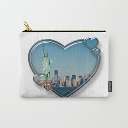 I Love New York Carry-All Pouch