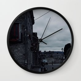 Village Wall Clock