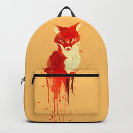The fox, the forest spirit Backpack