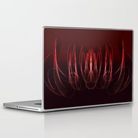 math Laptop & iPad Skins featuring Invisible Math by Rabassa