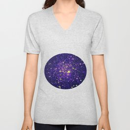 Regal Nebula Unisex V-Neck