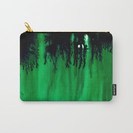 Emerald Bleed Carry-All Pouch