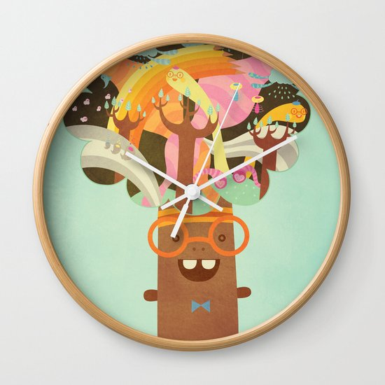Rigoberto Wall Clock