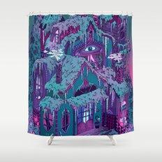 December House Shower Curtain