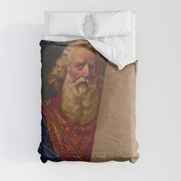The Great Lawgiver, Moses Comforters