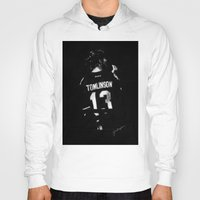 louis Hoodies featuring TMH Louis by Cyrilliart