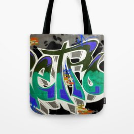 SDRV | Graffiti Tote Bag
