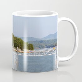 Blue Ridge Dam Coffee Mug