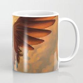 About to fall Coffee Mug