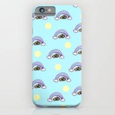 Rainbow Eye Pattern Slim Case iPhone 6s