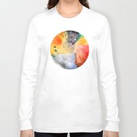 planet Long Sleeve T-shirts featuring Planet by ceciliahansson
