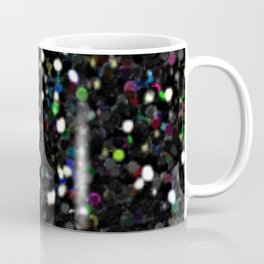 Sparkle & Shimmer Mermaid Scales Coffee Mug
