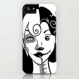 The Alpha Female iPhone Case