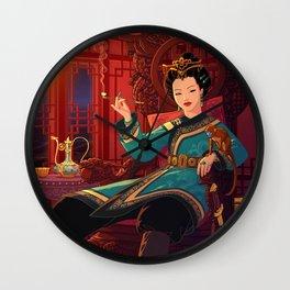 Ching Shih Wall Clock