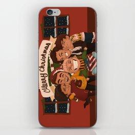 Christmas OT5 iPhone Skin