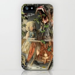 """""""Asking For It"""" iPhone Case"""
