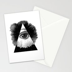 The Eye In The Sky Stationery Cards