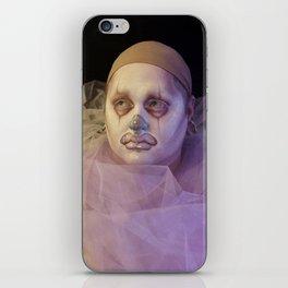 Melanclowny iPhone Skin