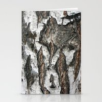 birch Stationery Cards featuring Birch by Sproot