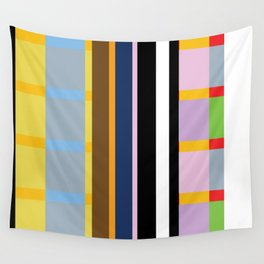 Stripe 1 Wall Tapestry