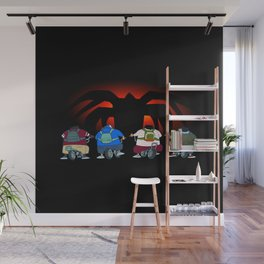 Mindflyer Wall Mural