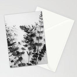 Eucalyptus Leaves Stationery Cards