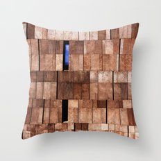 Museum Moderner Kunst Throw Pillow