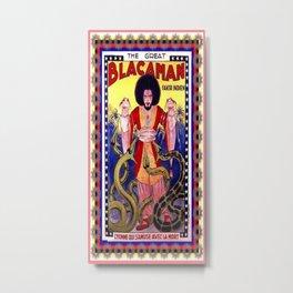 snake charmer ( French) Metal Print
