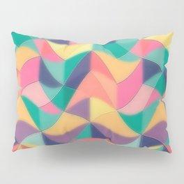 Wave Patty by Nico Bielow Pillow Sham