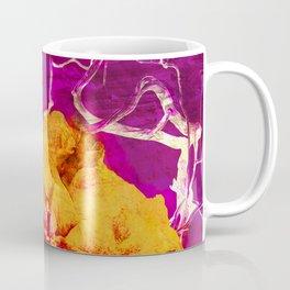 HUG  Modern Abstract Art Coffee Mug