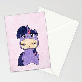 A Boy - Twilight Sparkle Stationery Cards