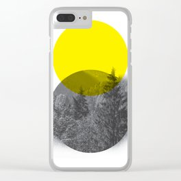 SUNFOREST Clear iPhone Case