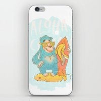 yeti iPhone & iPod Skins featuring YETI by Галина Дук