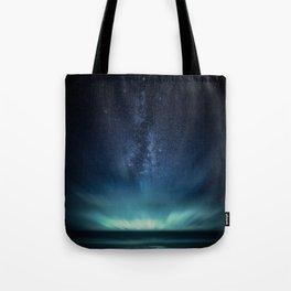 Space Dock Tote Bag