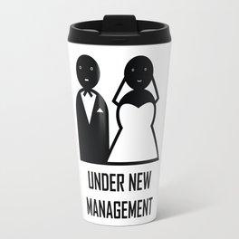 New Husband. Wedding gift. Travel Mug