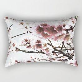 Sakura X Rectangular Pillow