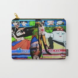 DBZ Projection Anu 1 Carry-All Pouch