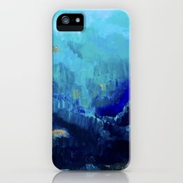 The Hills in the Water iPhone Case