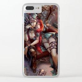 Magician Millenia Clear iPhone Case