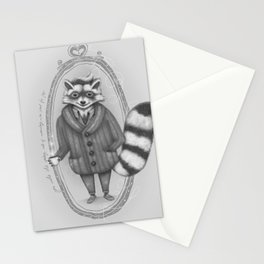Morning -- Black and White Variant Stationery Cards