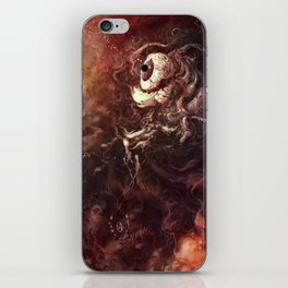 Star Eater Dark iPhone Skin