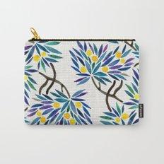 Bonsai Fruit Tree – Lemons Carry-All Pouch