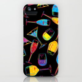 Party time iPhone Case