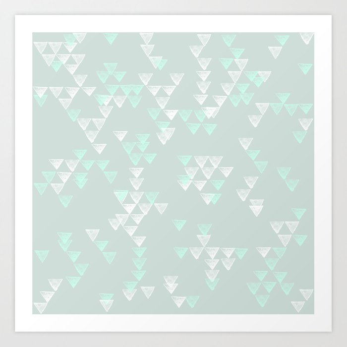 My Favorite Pattern 4  Art Print