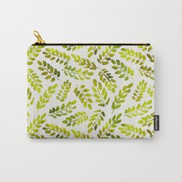 Leaves Pattern 7 Carry-All Pouch