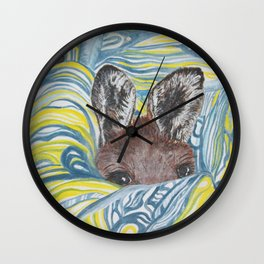 Josh The Joey Wall Clock