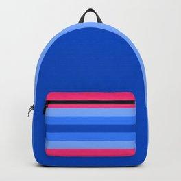 Trans Man Flag Backpack