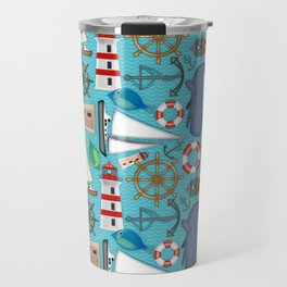 Nautical Goodies Travel Mug