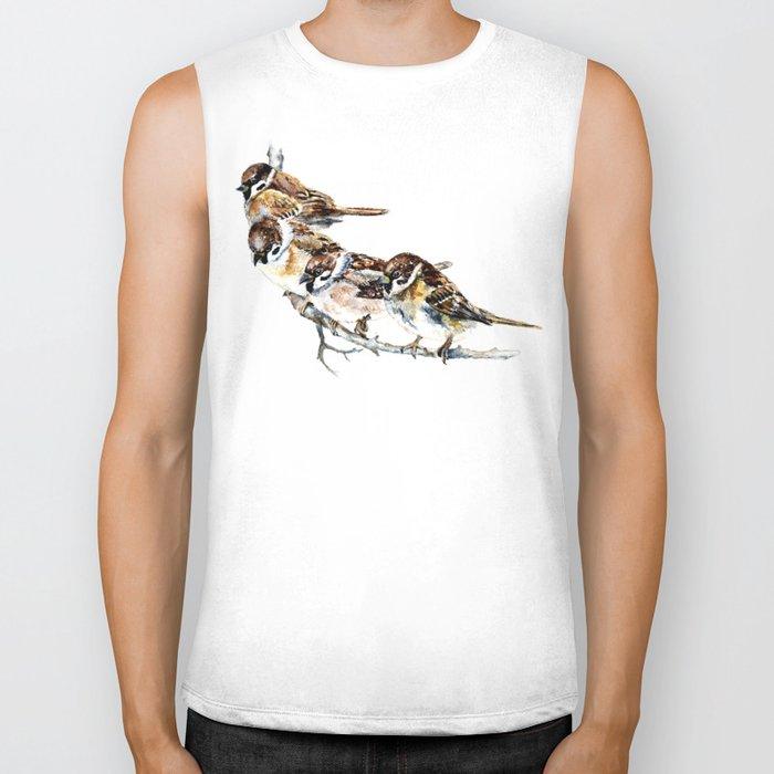 Sparrows Biker Tank