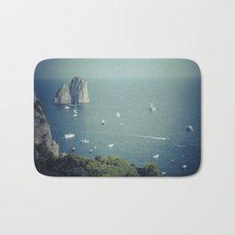 Amalfi coast 4 Bath Mat